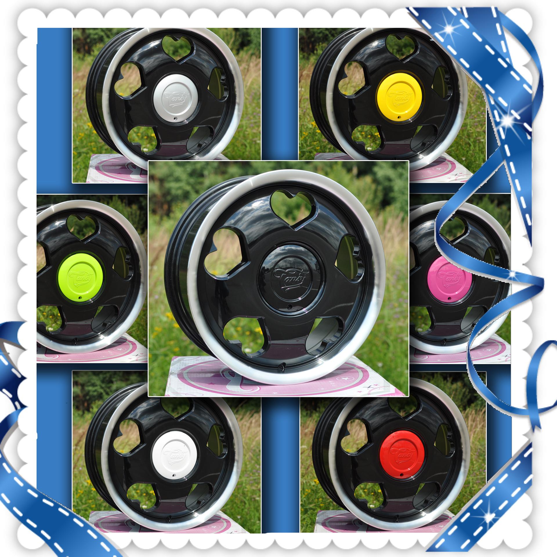 красивые диски; модные диски; черные диски на авто