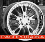 VCT Wheel Grissini 20x8.5 5x114.3 ET40 d73,1 Хром, шт