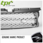 HWK-GR04 Радиаторная решетка GRILLE 2005 L320 '10 SPORT LOOK GREY WITH SILVER MESH
