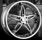 VCT Wheel Bruno 20x9.0 5x112 ET35 d73,1 Хром, шт